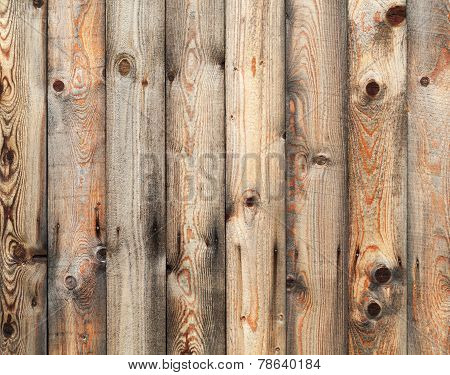 Uncolored Wooden Wall, Background Photo Texture