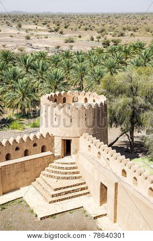 Fort Al Jabreen