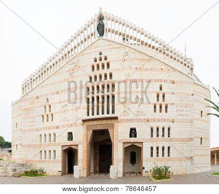 The Church Of Annunciation