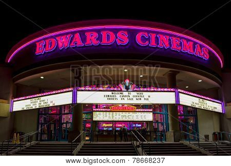 Edwards Cinema Exterior