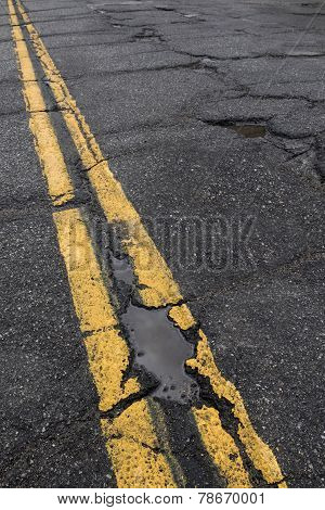 Road In Need of Repair