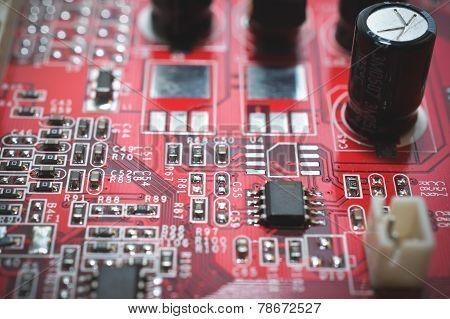 Motherboard Microchip