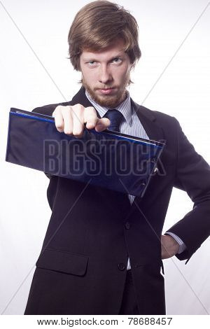 Bossy Man