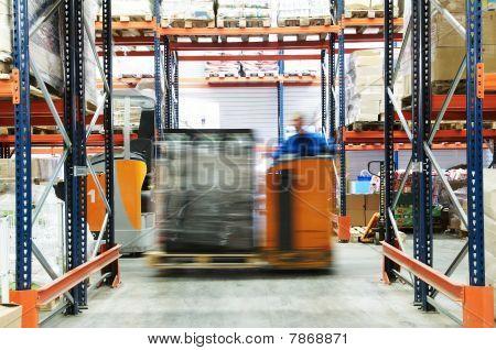 Warehouse Truck Works