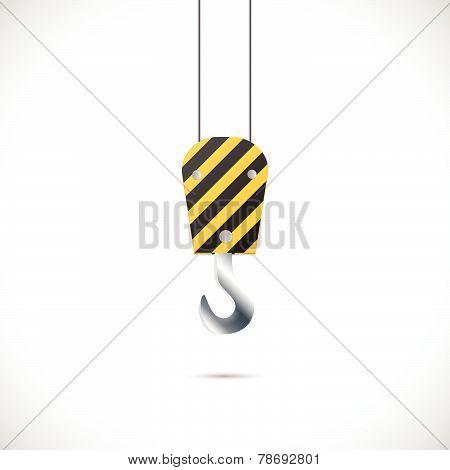 Construction Hook Illustration