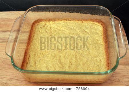 Lemons Squares, Crust