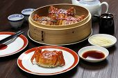 picture of cooked crab  - shanghai hairy crabs - JPG