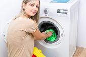pic of dirty-laundry  - Housework - JPG