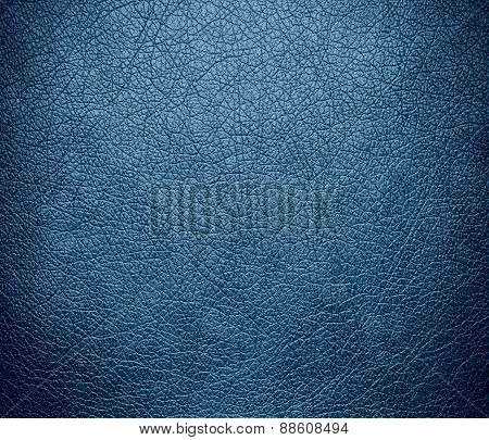 Air Force blue (RAF) leather texture background