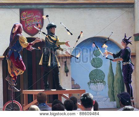 A Clan Tynker Show, Arizona Renaissance Festival