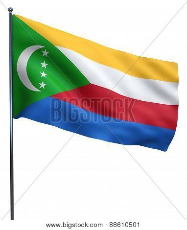Comoros Flag Image
