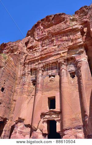 Royal Tomb, Petra