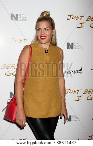 LOS ANGELES - FEB 20:  Busy Philipps at the
