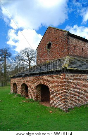 Deer House at Dunham Massey