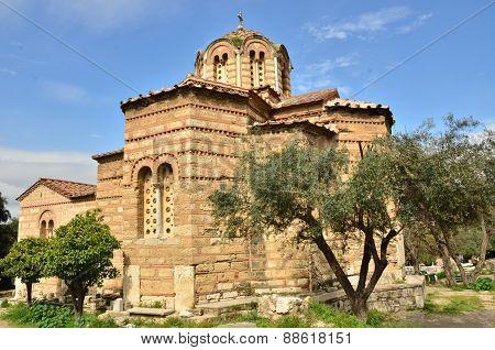 Church in Agora