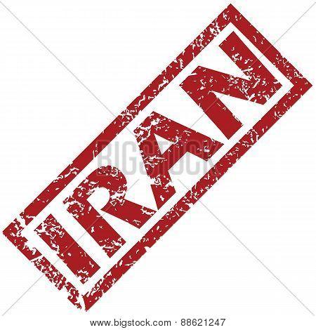 New Iran rubber stamp