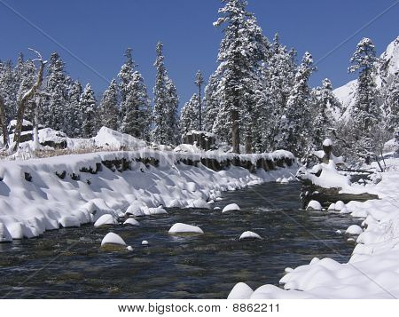 Himalayan Mountain River
