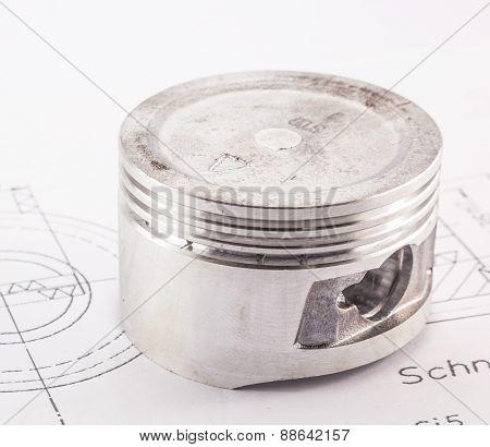 The Piston Aluminum