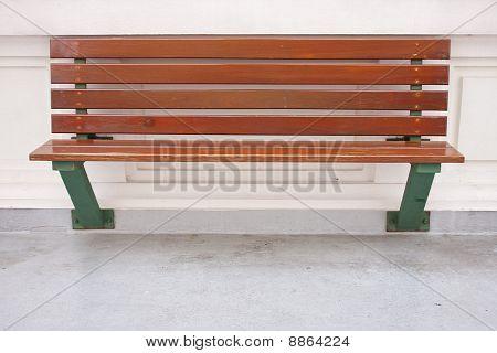 Woodden Bench