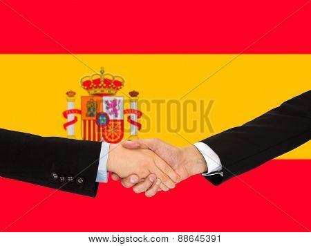 Businessmen In Spain