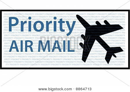 Priority Air Mail