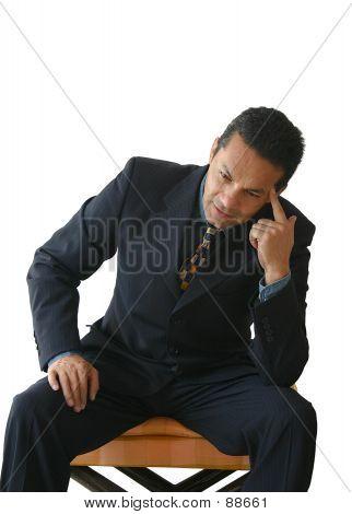 Business Man Idea - Je