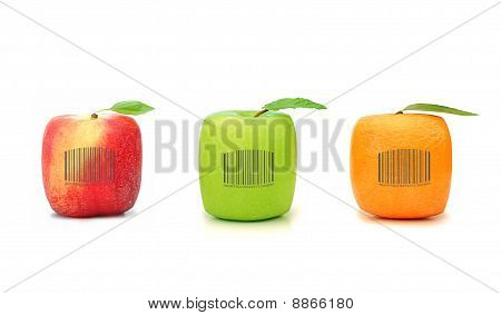 Fruit Bar Code