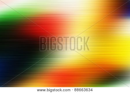 Blurred Colorful Abstract Background With Nice Gradient