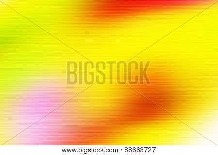Abstract Colorful Smooth Yellow Blurred Abstract Backgrounds For Design.