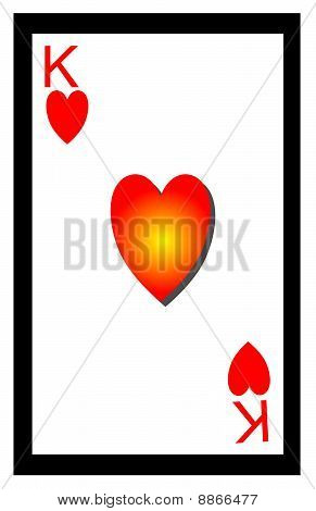 Valentine King Of Hearts