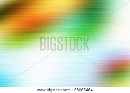 Illustration Of Soft Colored Abstract Background With Gradient.