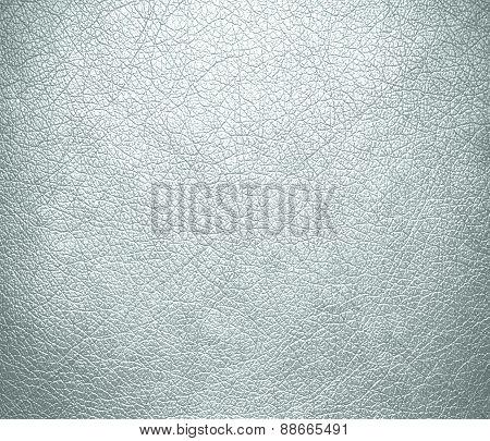 Azure mist leather texture background