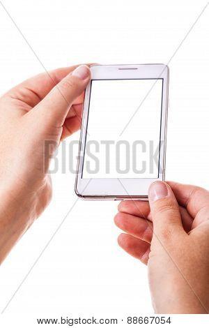 High Tech Mobile Phone