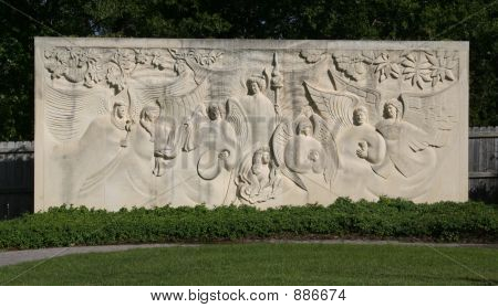 Wall In Stone