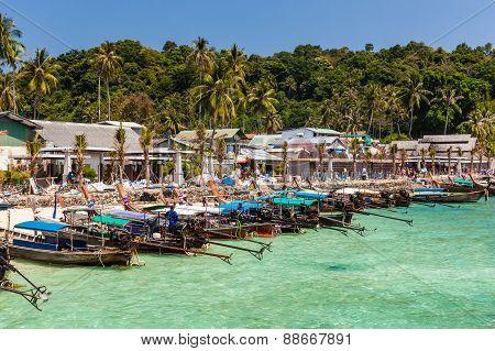 Phi Phi Island Harbor