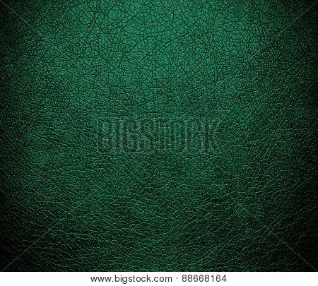 Bangladesh green leather texture background