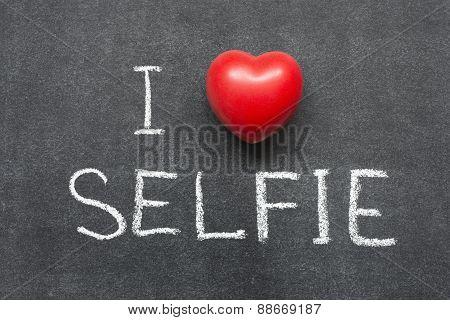 Love Selfie