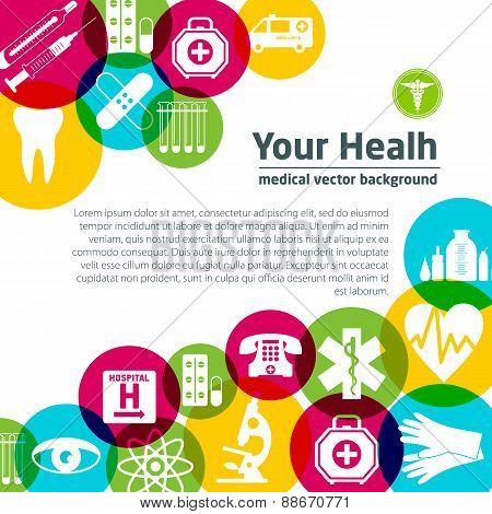 Medical  background.