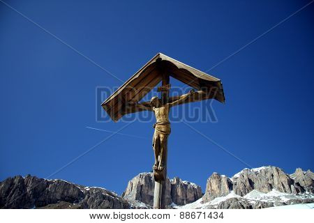 crucifix mountain
