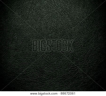 Black leather jacket leather texture background