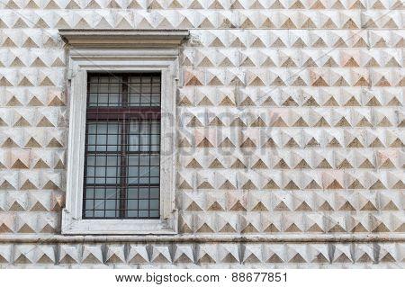 Diamanti Palace In The Downtown Of Ferrara