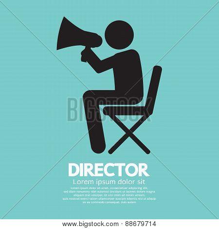 Film Director Symbol.