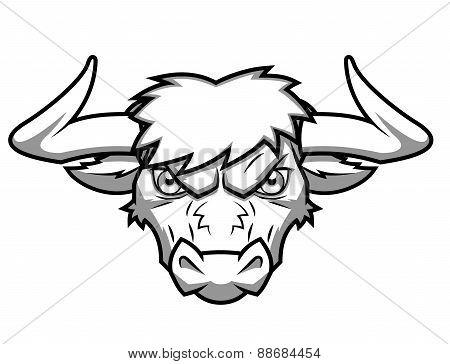 Bull's  head 2