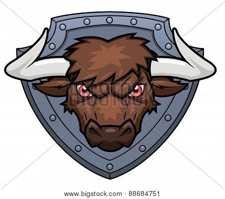 Bull's  head 3