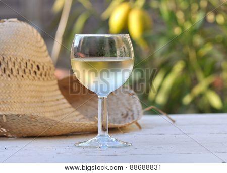 Drink In Garden