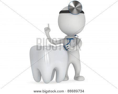 Doctor Checkup Healthy Tooth