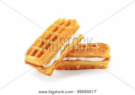Sweet Viennese Wafers