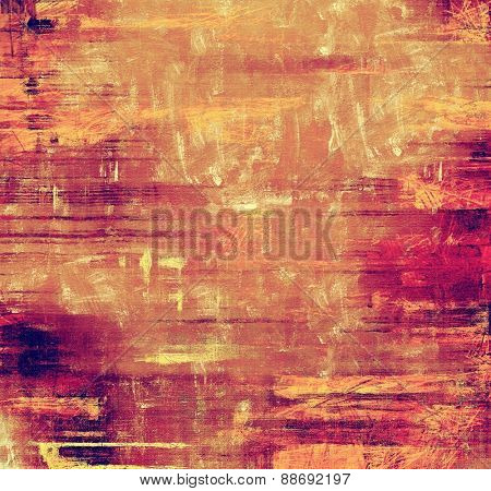 Old texture - perfect background with space for your text or image. With different color patterns: yellow (beige); brown; purple (violet); pink