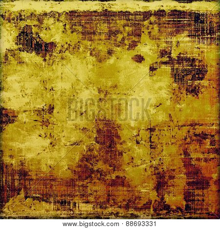 Grunge texture, may be used as background. With different color patterns: yellow (beige); brown; purple (violet)