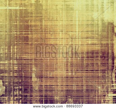 Old Texture or Background. With different color patterns: yellow (beige); brown; gray; purple (violet)